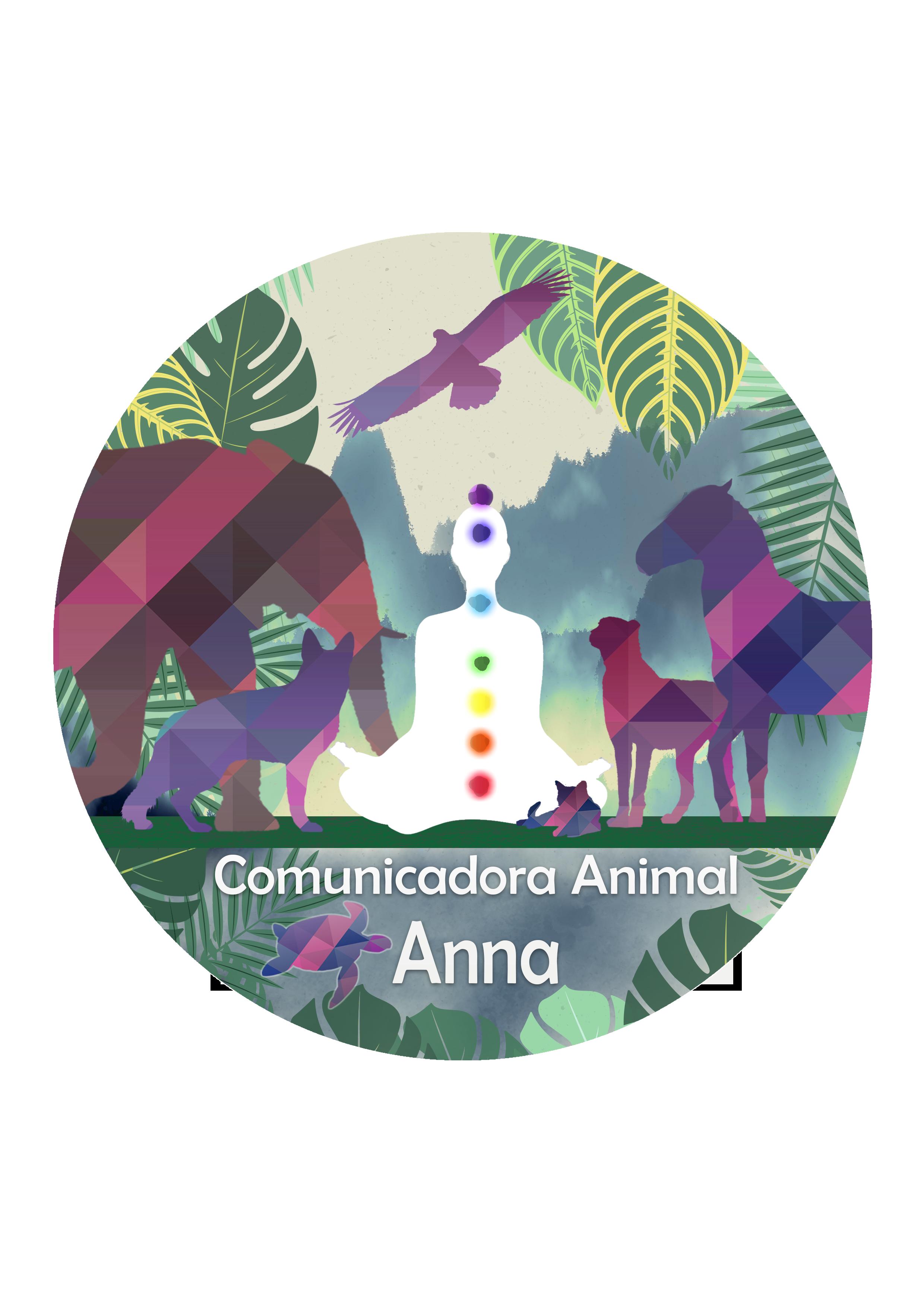 Anna; Comunicación con Animales, Elementales y tus Guías