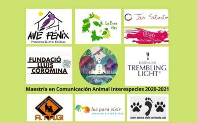 Maestría en Comunicación Animal Interespecies